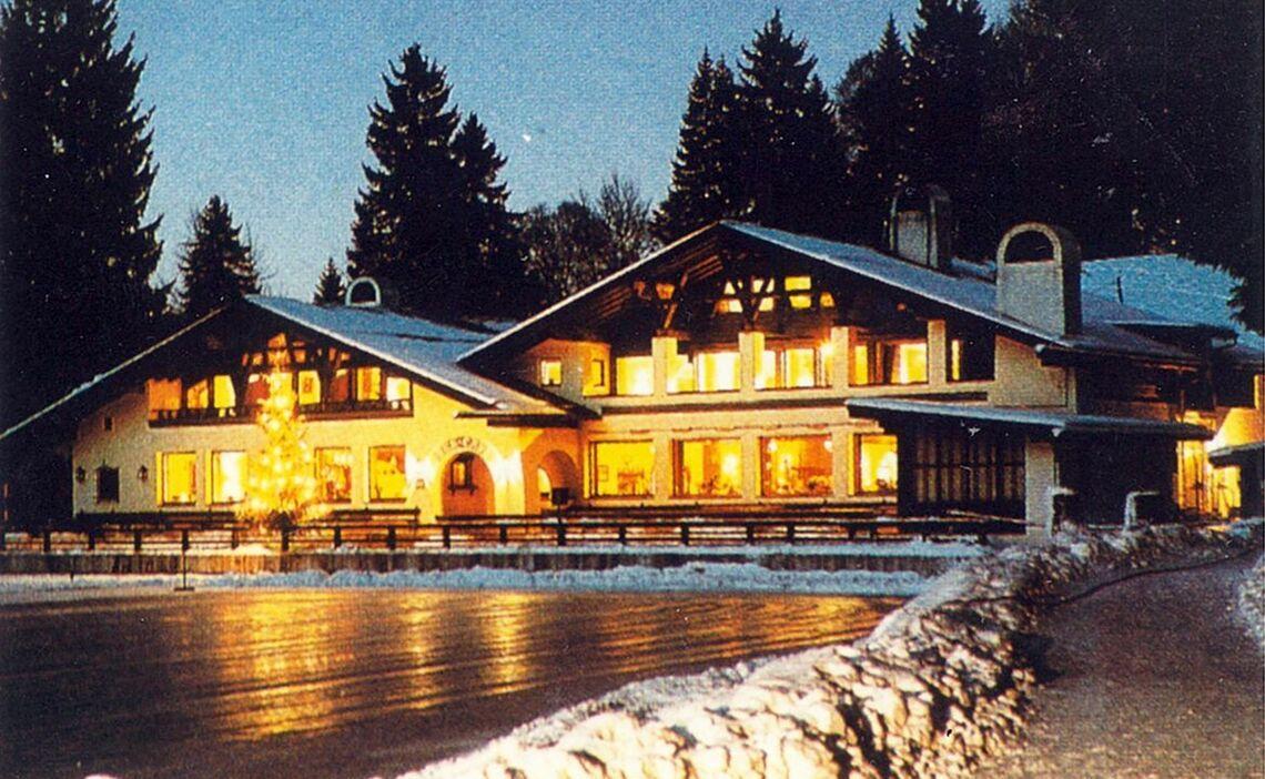 Seehaus Winter